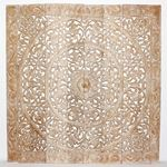 Lotus Panel 48 in x 48 in H-1 Sand Washed-2